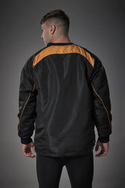 Blitz Windbreaker Top Amber
