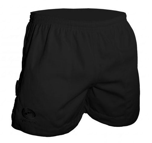Optimum Fiji Rugby Short Black