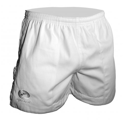 Optimum Fiji Rugby Short White