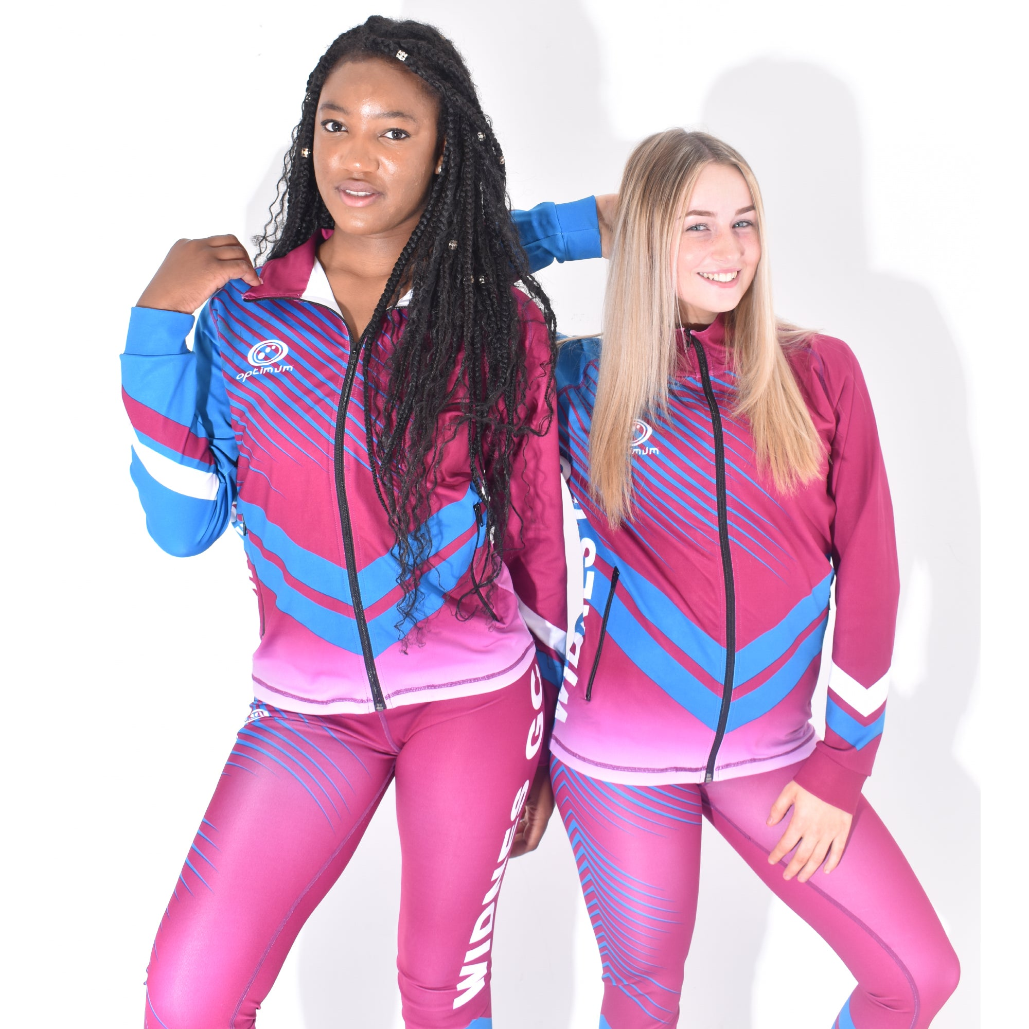 Optimum Custom Gymnastic Tracksuits