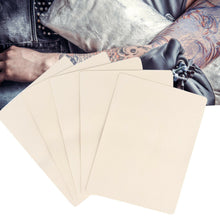Load image into Gallery viewer, Glamza Practice Blank Tattoo Tattooing Fake False Practice Skin 20cm Synthetic Tattooing (x5)