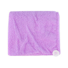 Load image into Gallery viewer, Glamza Rapid Dry Hair Towel