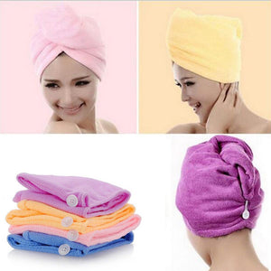 Glamza Rapid Dry Hair Towel