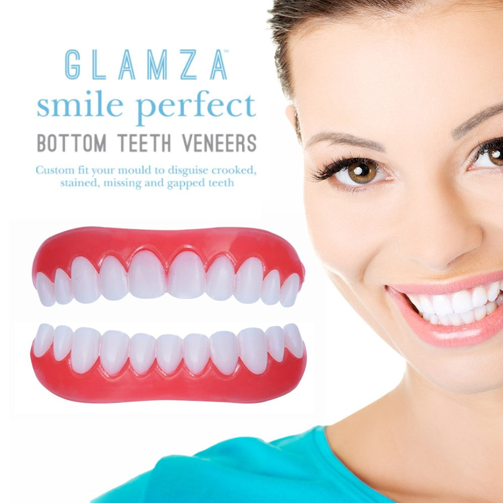 Glamza Smile Perfect - Top, Bottom or Both!, Oral Care by Glamza Beauty