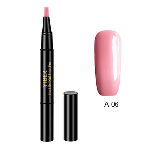 Glamza One Step Gel Polish Nail Pen
