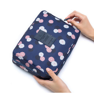Glamza Polka Dot Make Up Bag