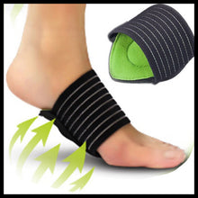 Load image into Gallery viewer, GLAMZA Cushioned Foot Arch Support