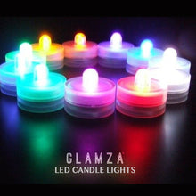 Load image into Gallery viewer, Glamza LED Candle Lights