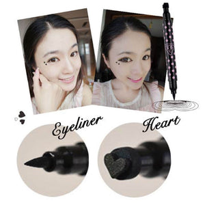 Heart Stamp Liquid Eyeliner