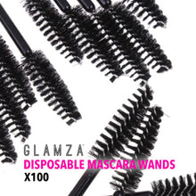 Load image into Gallery viewer, Glamza Mascara Wands x 100