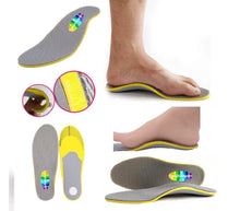 Load image into Gallery viewer, Glamza Memory Foam Shoe Insole