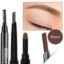 Load image into Gallery viewer, Glamza 3 in 1 Eyebrow Pen