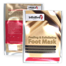 Load image into Gallery viewer, Exfoliating Foot Mask