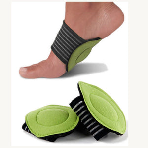 GLAMZA Cushioned Foot Arch Support
