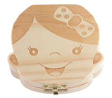 Load image into Gallery viewer, Glamza Childs Tooth Keepsake Box