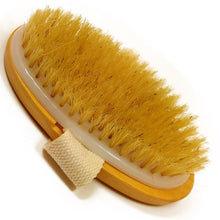Load image into Gallery viewer, Glamza Dry Body Bristle Brush