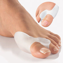 Load image into Gallery viewer, Silicone Bunion Toe Corrector Pair