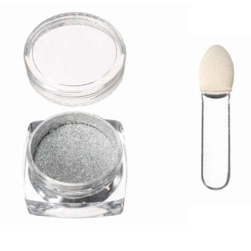 Magic Mirror Effect Nail Powder Chrome