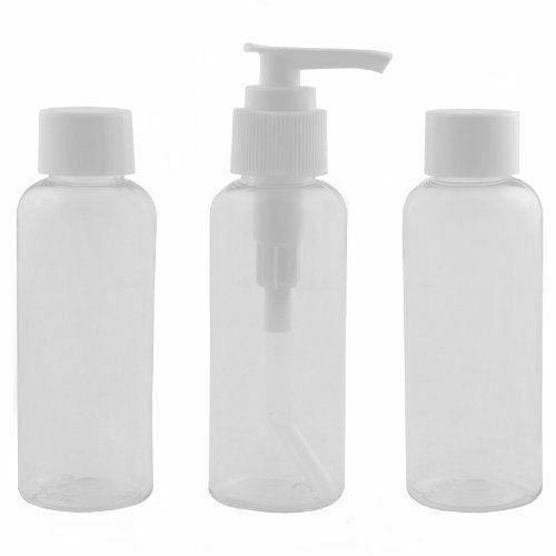 Flight Safe Travel Bottle Set