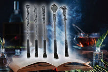 Load image into Gallery viewer, Harry Potter Inspired Makeup Brush 5pc Set