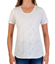 Load image into Gallery viewer, Vassalli Scoop Neck Tee