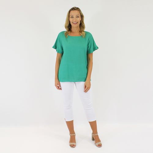 Jendi Short sleeve top