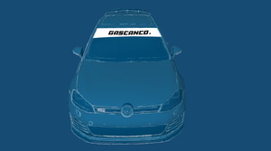 LEGACY WINDSHIELD BANNER