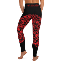 Load image into Gallery viewer, ROSA NERA YOGA LEGGINGS