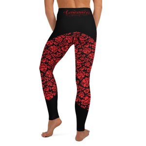 ROSA NERA YOGA LEGGINGS