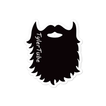Load image into Gallery viewer, TYLERTUBE BEARD DECAL