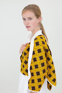 QUILT JUMPER - reversible