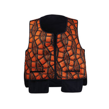 Load image into Gallery viewer, QUILT VEST reversible