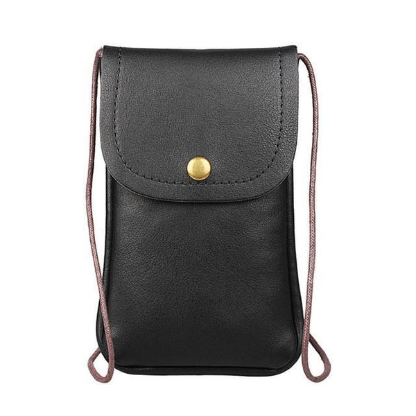 UNIVERSAL LEATHER SHOULDER BAG