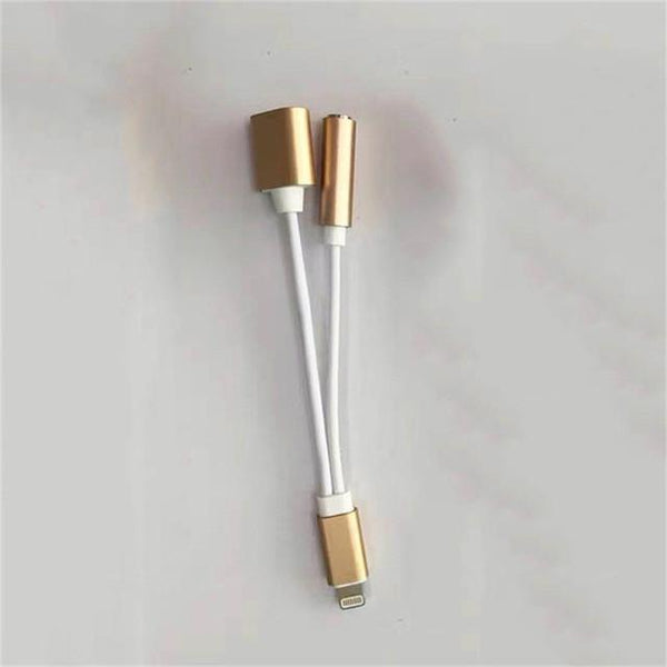 2 IN 1 IPHONE SPLITTER CORD