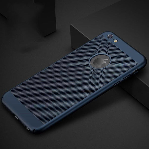 BREATHABLE IPHONE CASE
