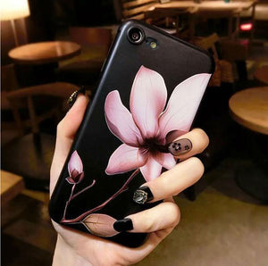 FLOWER ELEGANCE IPHONE CASE