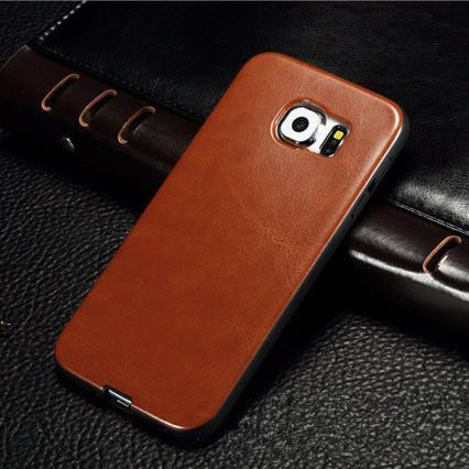 VINTAGE LEATHER PATTERN CASE
