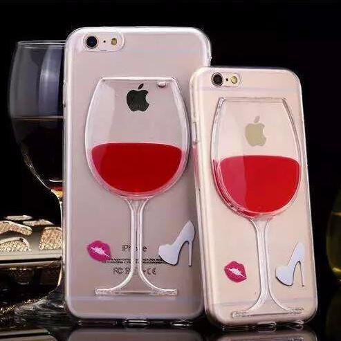 WINE LOVER PHONE CASE