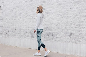 """The Leston"" Camo Leggings"