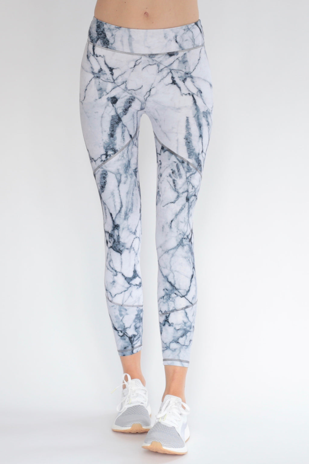 "The ""Chris"" Marble Leggings - FINAL SALE"