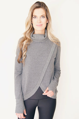 "The ""Emily"" Cardigan Jacket in Black"