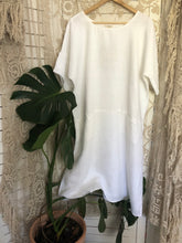 Load image into Gallery viewer, Morico Dress- The Shanty Corportion- White