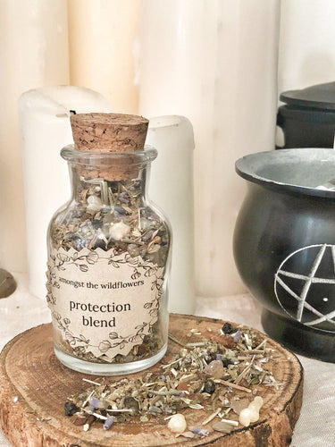 Protection Incense Blend