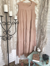 Load image into Gallery viewer, Bodi Dress The Shanty Corporation - Desert Brown