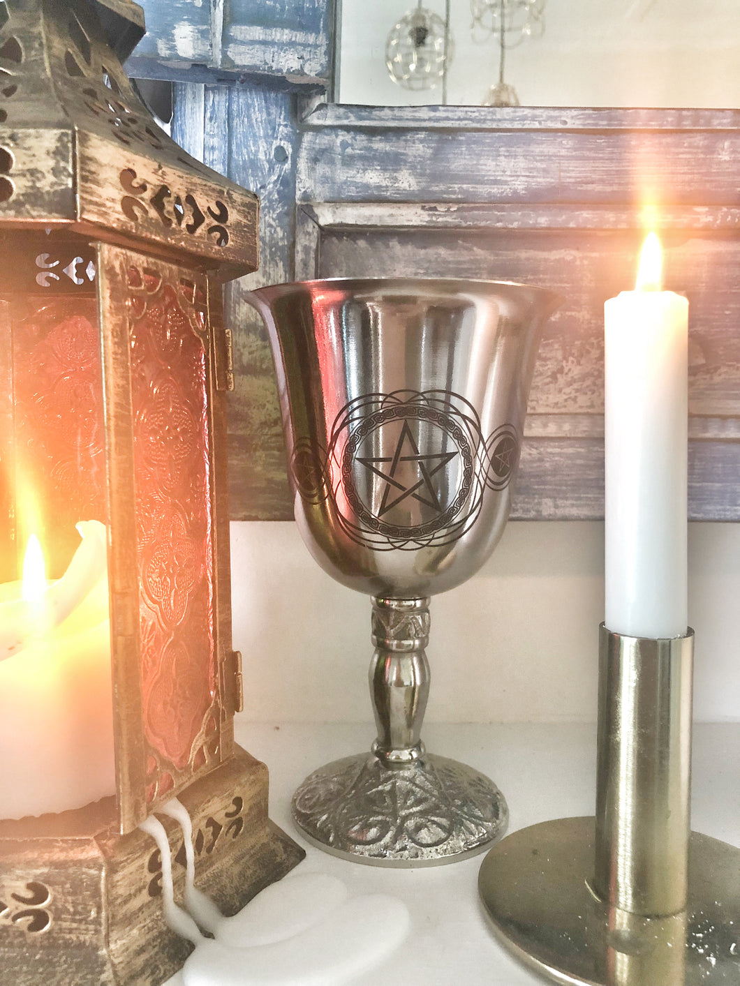 Pentacle Chalice- Large