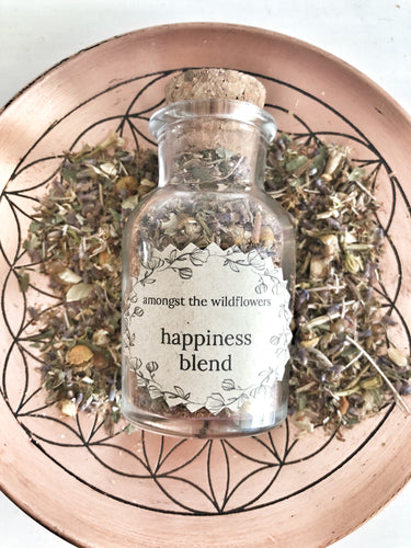Happiness Incense Blend