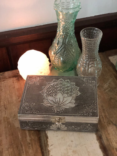 Flower of Life Box