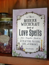 Load image into Gallery viewer, The Modern Witchcraft Book of Love spells