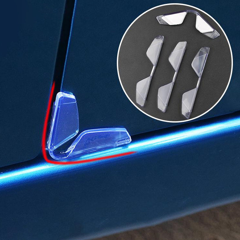 Car Door Protector Universal Car Door Edge Guards Corner Bumpers |SEAMETAL