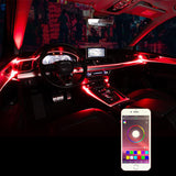 LED Strip Light, Neon Ambient Light For Car Decoration |SEAMETAL